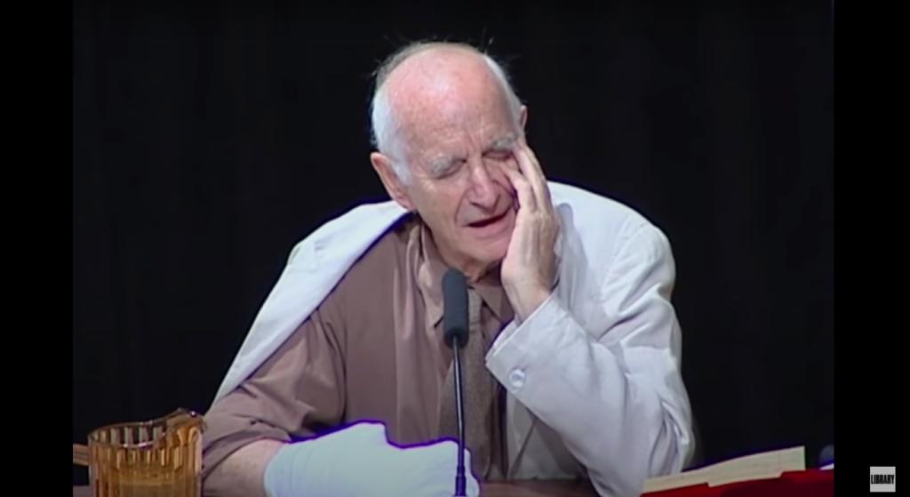 James Hillman confession